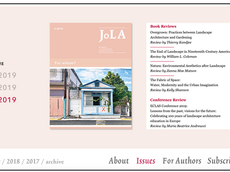 REVIEW: Overgrown in JOLA