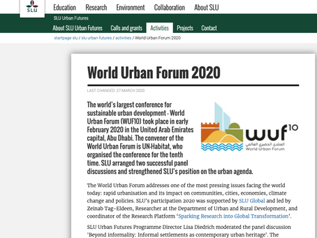 REPORTAGE: from #wuf10