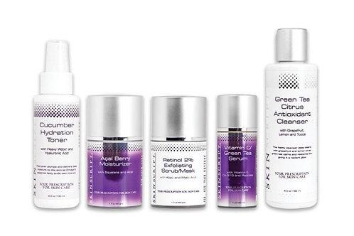 Skin Script: Rosacea/Sensitive Kit