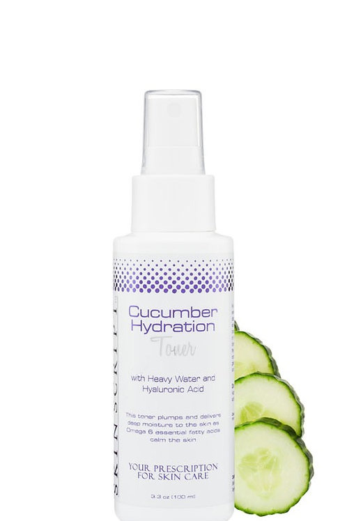 Skin Script: Cucumber Hydration Toner
