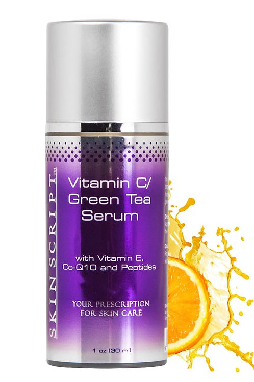 Skin Script: Vitamin C/Green Tea Serum