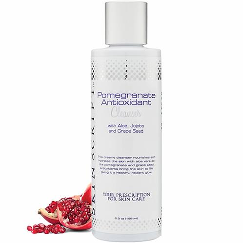 Skin Script: Pomegranate Antioxidant Cleanser