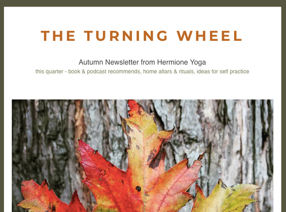 The Turning Wheel - issue 1 Winter 2019