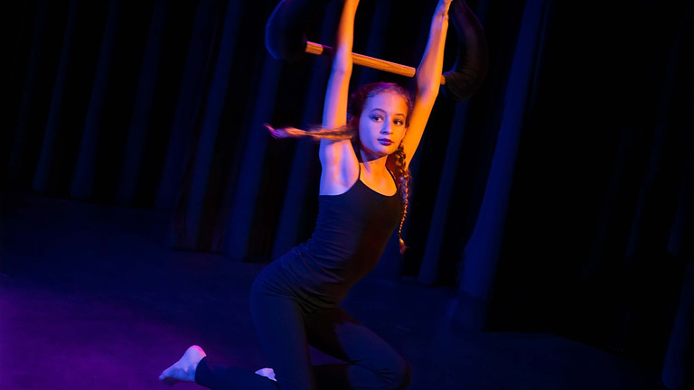 Youth Aerial Trapeze Dance ~ Ages 7-11
