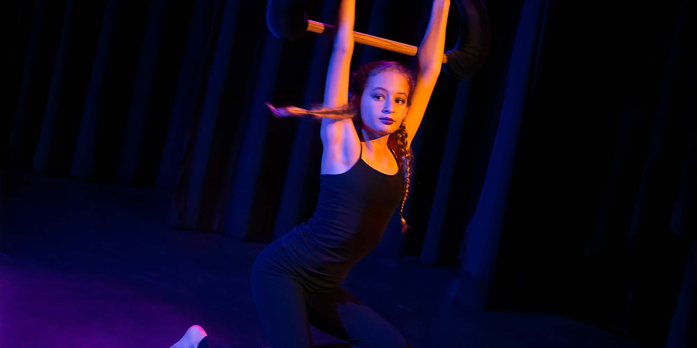 Youth Aerial Dance ~ Ages 9-11