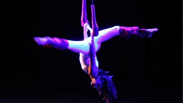 Beginning-Intermediate Adult Aerial Dance