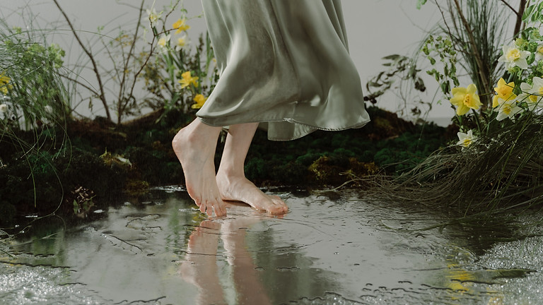Virtual: The Place Where We Place Our Feet