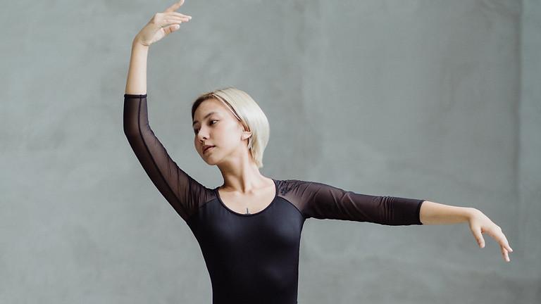 "Virtual: ""Ballet Bootcamp"" Workshop Series"