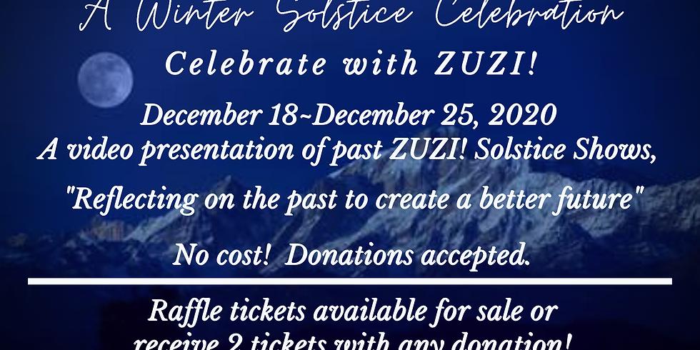 Winter Solstice Celebration ~ Raffle Tickets