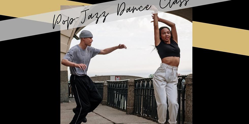 Pop-Jazz Dance Clas