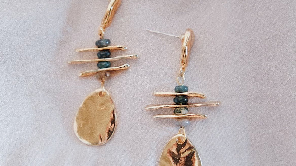 Driftwood Drop Earrings