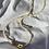 Thumbnail: Pearl daisy necklace