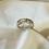 Thumbnail: Daisy dome ring