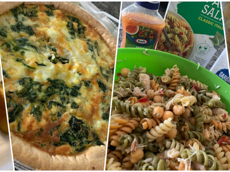 Simple Meal Ideas for the Simple Solo Mama