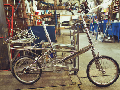 7 Reasons #7:  Why Moulton Is The Most Comfortable Bicycle In The World - Heritage of Craftsmanship