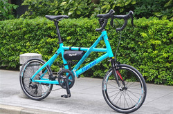 Turquoise FX with drop bar