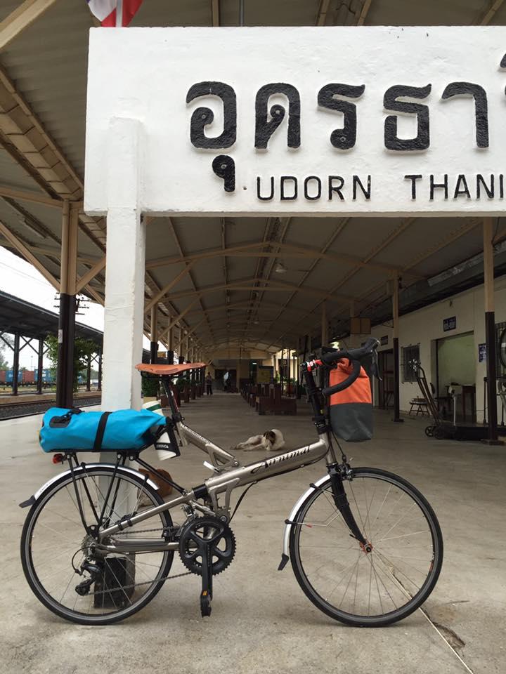 Thai Railway Station