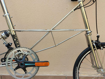 Moulton Speed: Stainless, Timeless
