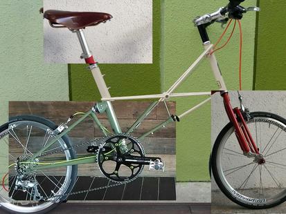 Moulton TSR 10:  A Gateway Bike?