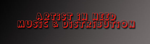 Artist In Need Music and Distribution  - Digital Music Distribution