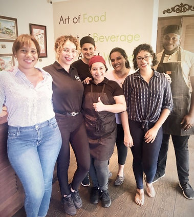 The Arts Cafe Staff