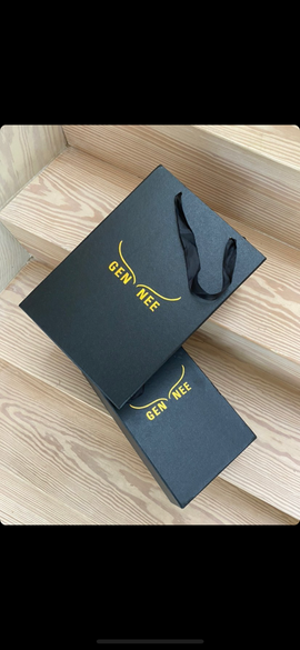 Photo of the beautiful Gen Nee boxes just received by Viktorija (Belgium, May 2020)