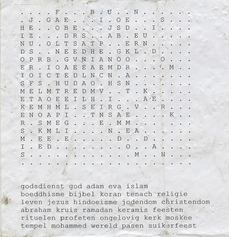 Found document - game religious