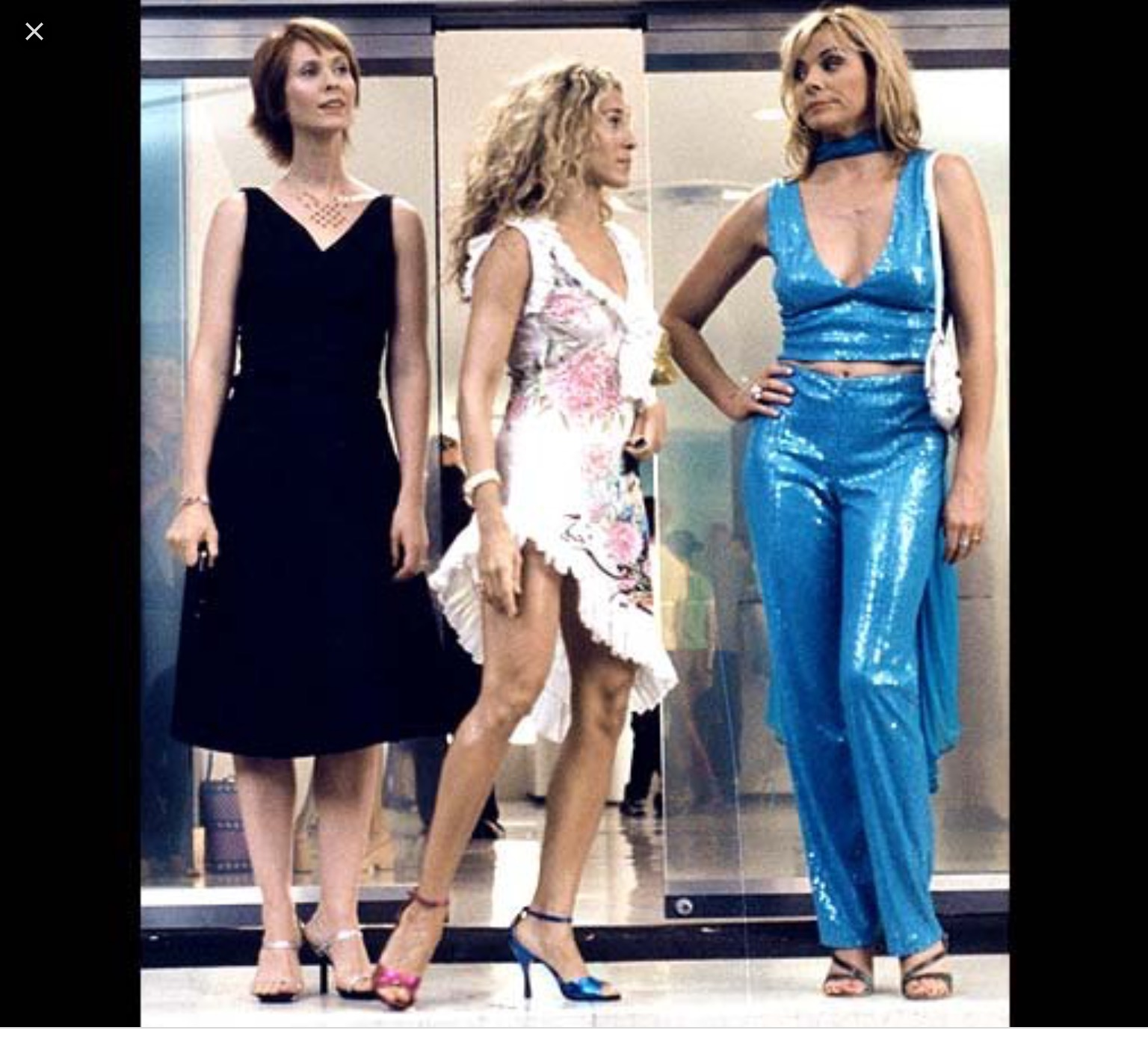 SJP & The girls