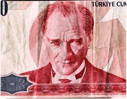 10Million Turkish Lira - Double Face Ataturk