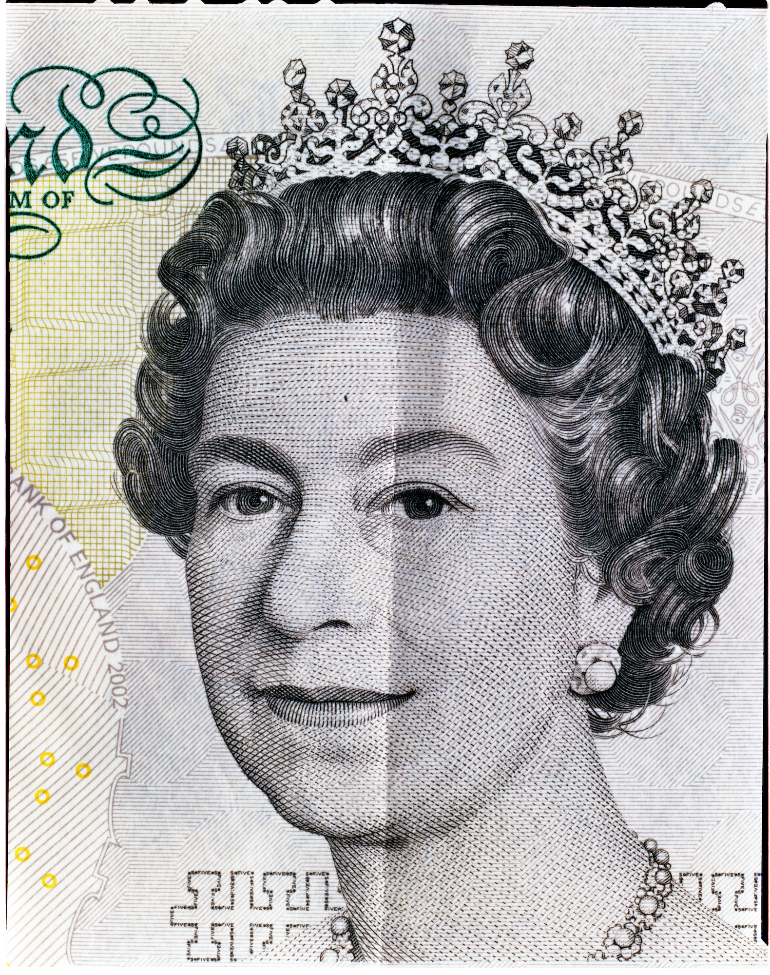5 Pounds Sterling - The Sewing Queen