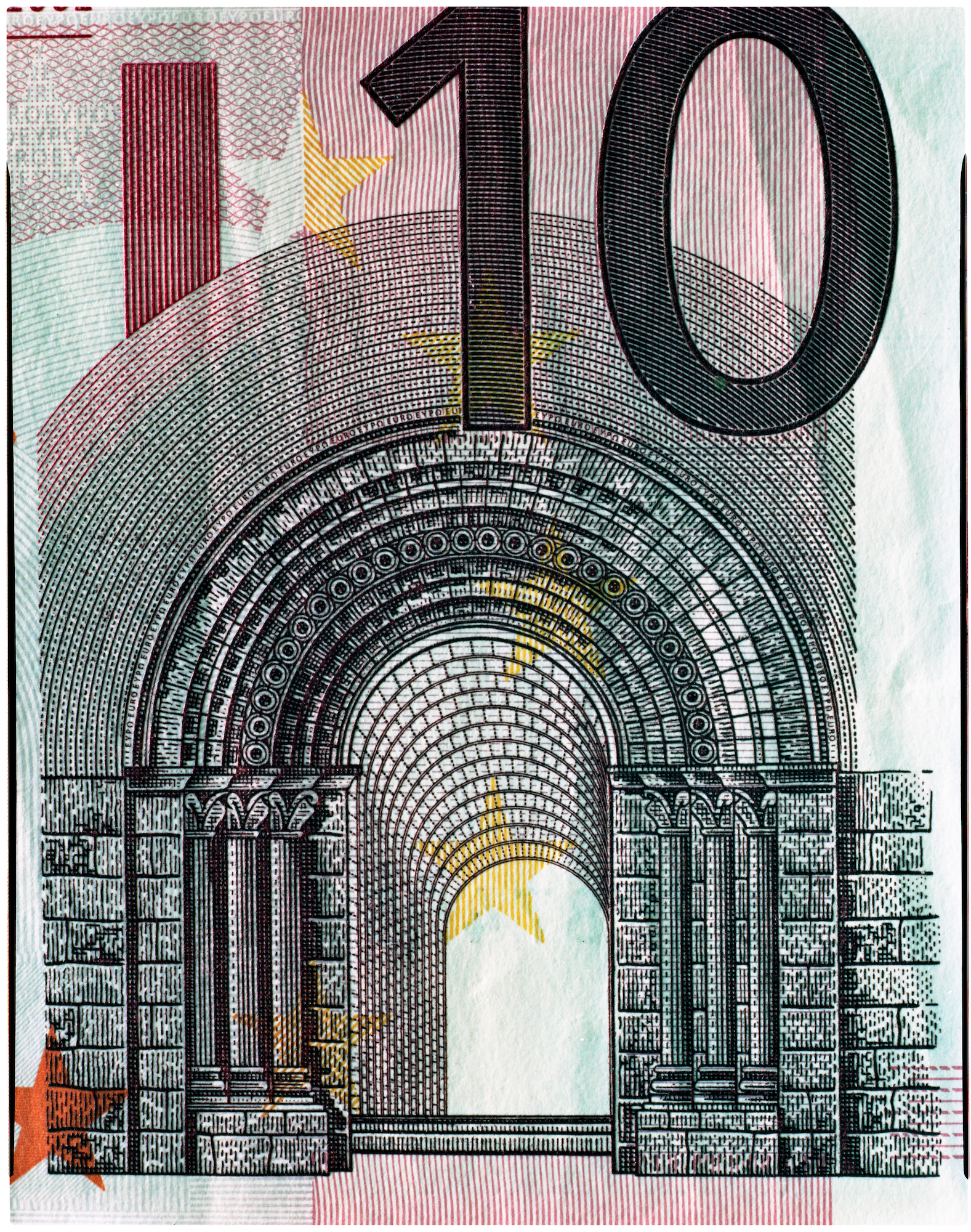 10 Euros - The Cathedral