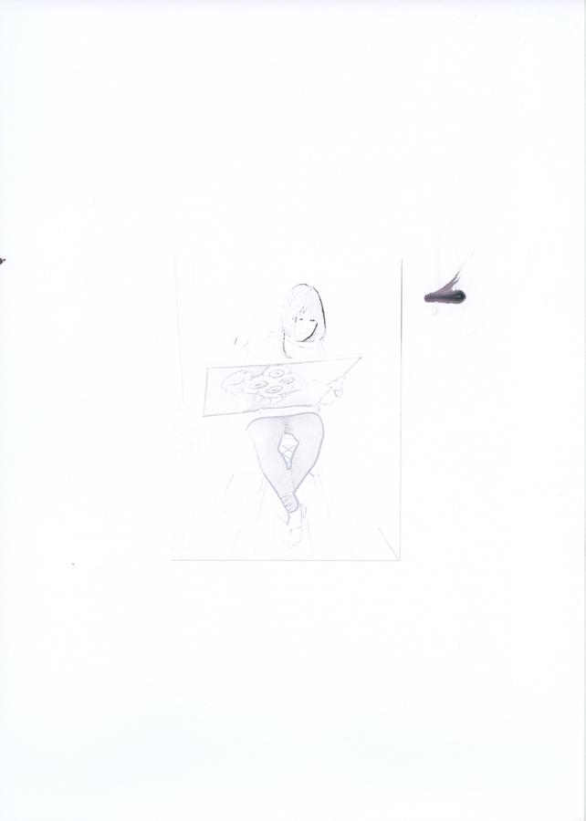 Print with liquid Document