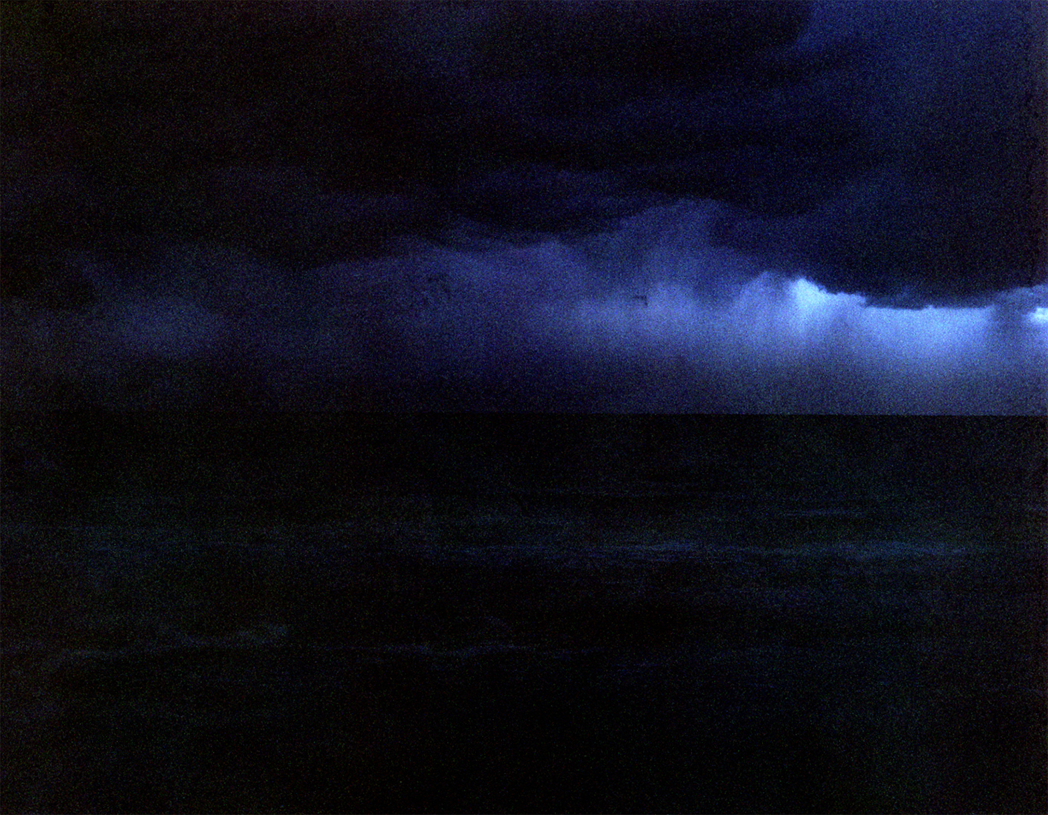 Storm on the Adriatic Sea
