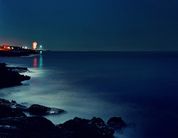 The Ionian Sea from Titi Beach, Torre Suda, Italy, 3