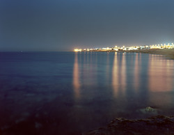 The Ionian Sea from Titi Beach, Torre Suda, Italy, 2