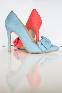 Simone- Mismatched shoes by Gen Nee