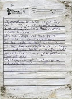 Found document