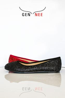 Gen Nee mismatched shoes Ace 2