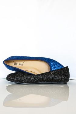 Gen Nee mismatched shoes Charlie 1