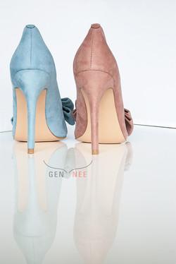 Gen Nee mismatched shoes Harper 2