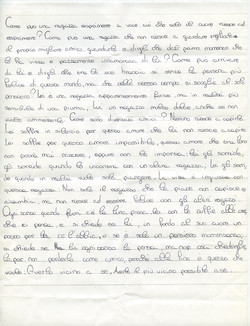 Found document - Love Letter
