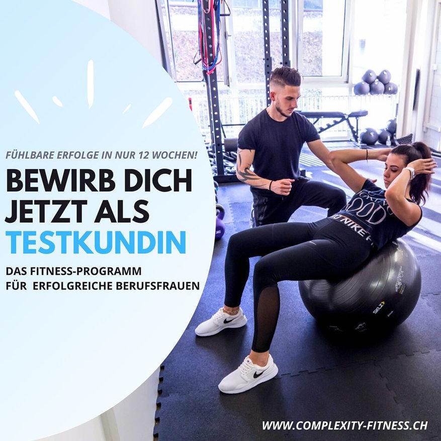 Personal Trainer schaffhausen