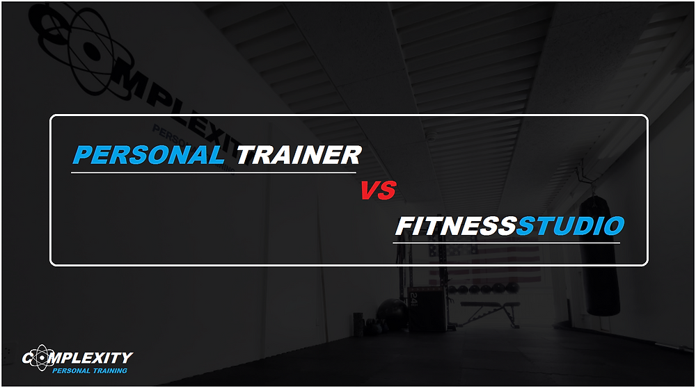Personal Trainer vs Fitnessstudio