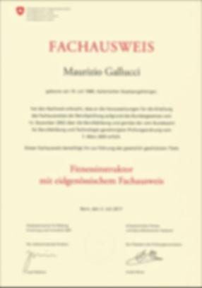 Personaltrainer Schaffhausen
