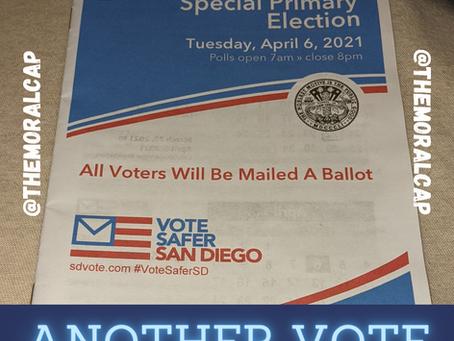 Special Elections April 2021