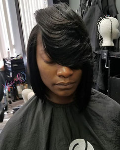 Asymmetrical makes for the best bobs but