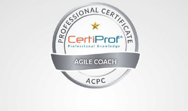 Taller de Certificación AGILE COACH