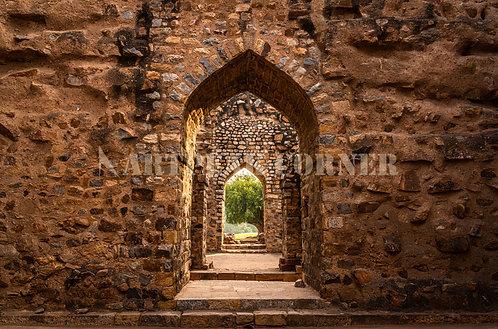 Las puertas hacia el edén. (India)