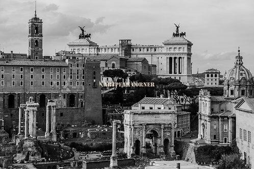 La antigua Cuidad de Roma