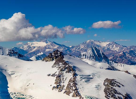 Aconcagua a 5200 msnm
